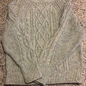 J. Crew Donegal Sweater - Size Small
